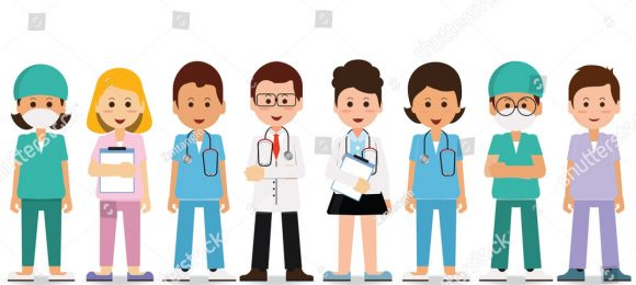 stock-vector-medical-team-isolated-on-white-set-of-hospital-medical-staff-doctors-nurses-a11nd-surgeon-health-548846083